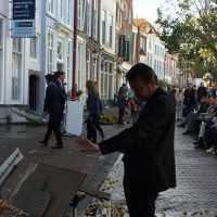 Herdenking bevrijding Middelburg
