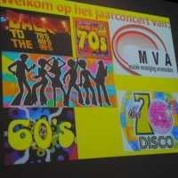 Jaarconcert 2016 Back to the sixties and seventies
